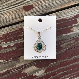 Beautiful sterling silver necklace